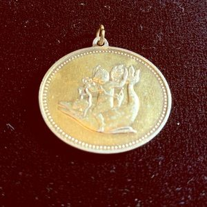 Vintage 70's pendant